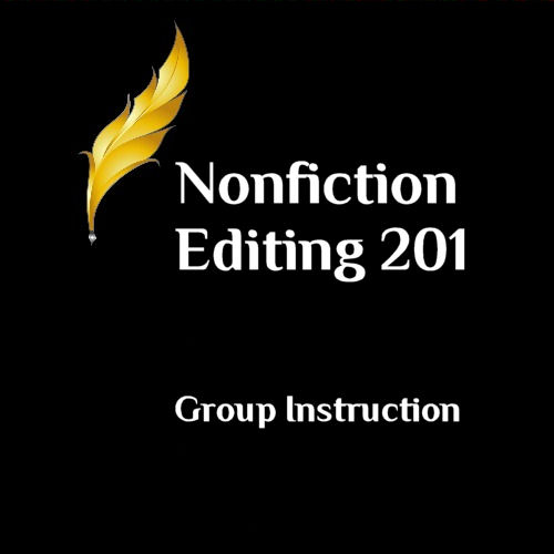 Nonfiction Editing 201 (group)