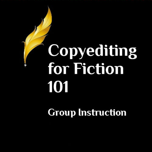 Copyediting Fiction 101 (group)
